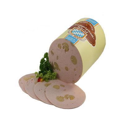 Large champingnon fleischwurst
